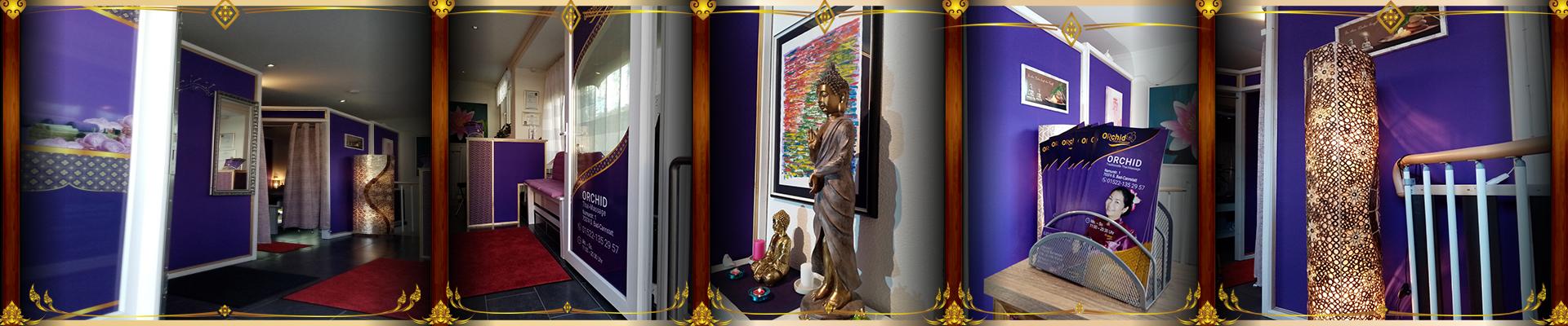 ORCHID Thai-Massage in Stuttgart heißt Sie willkommen!